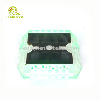 Widely used highway solar power led outdoor path road stud light