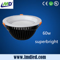 New product in China OEM/ODM 60W aluminum LED downlight