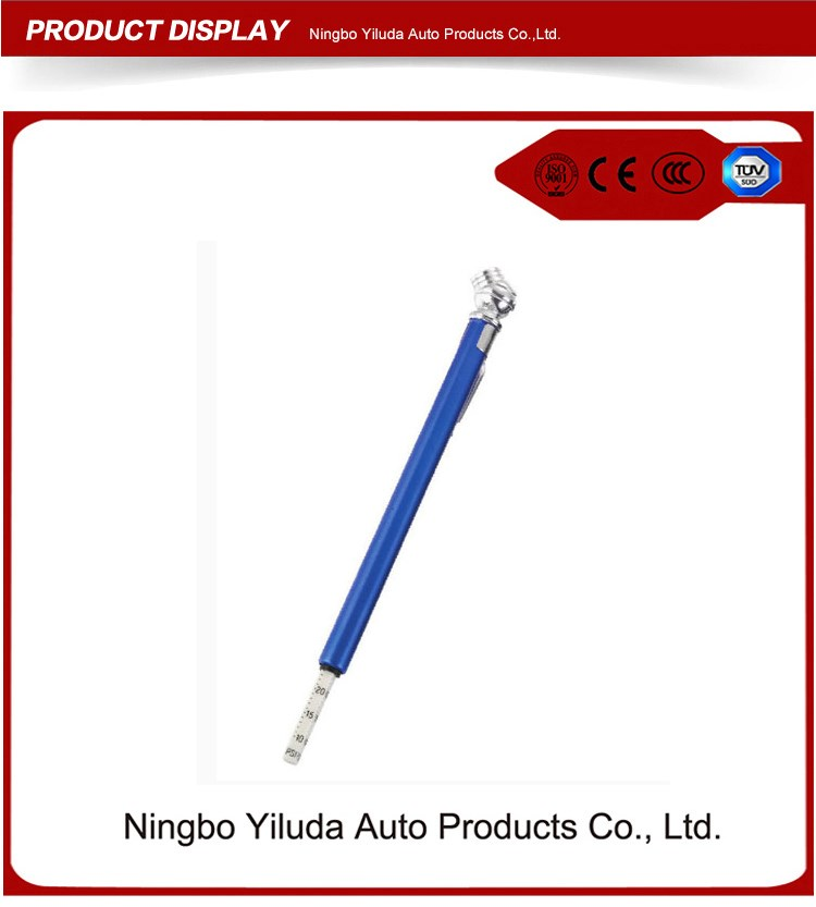 Bell Right Pencil pressure tire gauge