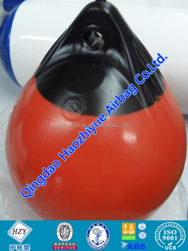 Mrine A Type Inflatable Buoy Fender for Boat and Yacht