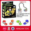 Factory direct sale hand flashing finger yoyo, new finger yoyo toy