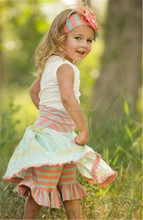 high quality kid boutique clothing wholesale girl clothes sets toddler clothing