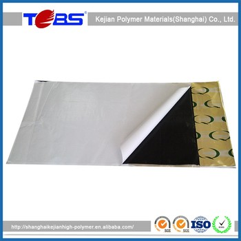 High quality sound damping , china manufacturer of sound damping material