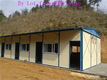 china manufacturing modern modular homes luxury prefabhouse for sale