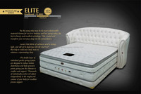 Elite Double Layer Pocketed Spring Mattress