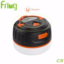 Built-in Magnet Ultra Bright Rechargeable Lantern Outdoor Camping Lantern Portable Tent LED Lights