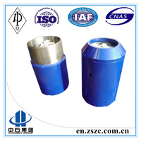 "china high quality and loe price 9-5/8"" Casing Float Collar and Float Shoe oil /gas well cementing equipment"