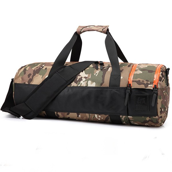 Duffle bag men Gym Bag sport traveling duffel bag with secret compartment