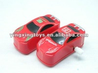 new and fashion wind up plastic mini car toys