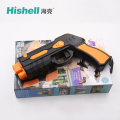 Hot Selling Plastic Game Player Virtual AR Game Gun for Kid with Smartphone
