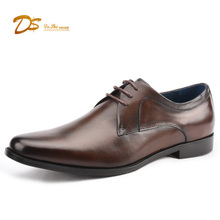 High Class OEM Low MOQ oxford Leather Mens Dress Shoes