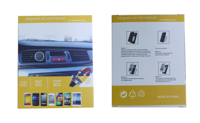 Top sale Promotion car cell phone holder good quality air vent car mount holder phone holder car magnetic