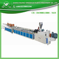 High rank manufacturer processing extrusion window frame machine with CE