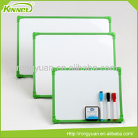 Customized white magnetic writing board in china