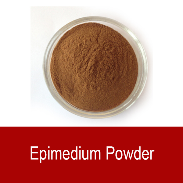 Epimedium Extract,horny goat weed powder icariin10% ,US stock