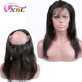 XBL new arrival virgin brazilian human hair body wave 360 frontal lace closure