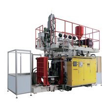 Competitive price 30L PP plastic bottle extrusion blowing machine