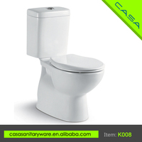 Folding resistance white waterless ceramic used portable toilets for sale