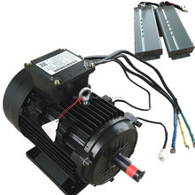 IEC 3.8nm 50A 28A 25A 3000rpm Vertical Electric 2.2KW 1KW 48v Brushless DC Motor 48 Volt With Controller Feedback HALL Encoder