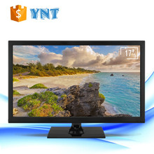 2017 Oem name brand flat screen television 21 inch color tv with usb 22 24 inch