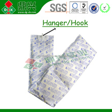 Cargo dry pole for container moisture absorbing item