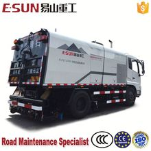 ESUN CLYQ-12000 Vacuum road street sweeper machine truck for sale