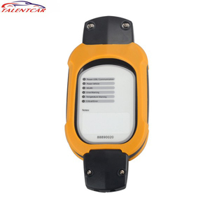 Volvo vcads 88890180 interface with PTT 1.12 /88890020 volvo vcads pro 2.4 for truck Diagnostic Tool