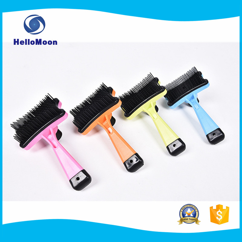Fashion Multifunction Plastic Brush For Dogs