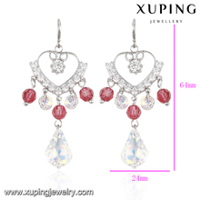 92507 russian style fashion jewelry,wholesale price sepecial design earring made with crystals from Swarovski,beaded earrings