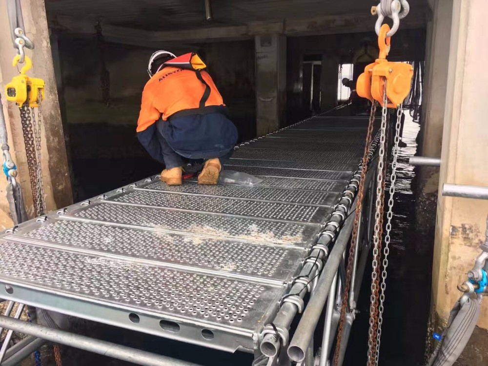 Scaffolding Equipment-Steel Unit Beam For Roof Use