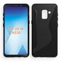 NS design mobile phone case for Samsung A5 2018 A530 tpu cases