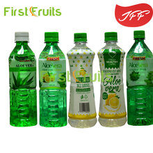 Best Aloe Vera Soft Drink With Original Flavor in PET Bottle 500ml
