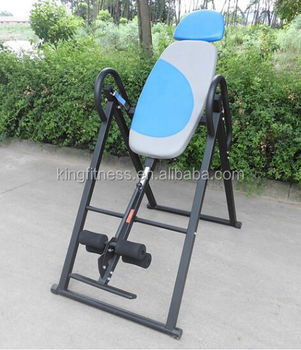 therapy table Deluxe inversion table from China