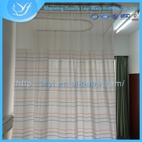 Factory Price window polyester eyelet curtains