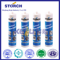 Mould-proof silicone sealant, bathroom acetic anti-mildew silicone