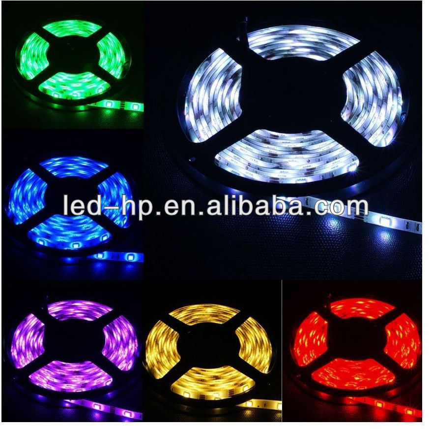 Remote Control Smd5050 RGB Led Tape