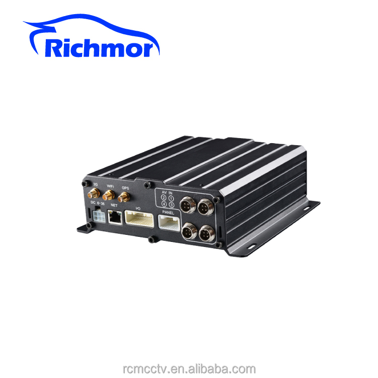4CH/5CH 1080P HD 720P AHD mobile dvr /MDVR/MNVR with gps 3G,RCM-MDR7105 series