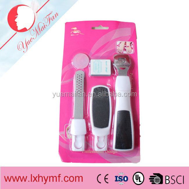 High Quality Stainless Steel Pedicure File Foot