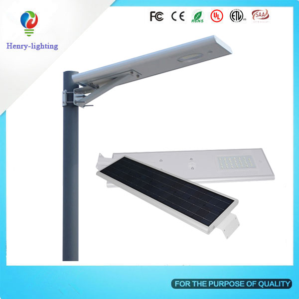 China Manufacturer Best Price 30w Solar Led Street Light Price List With 3 Years Warranty