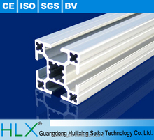 Dongguan Aluminum 6063-16 T-Slotted Light Extrusion hot in 2015