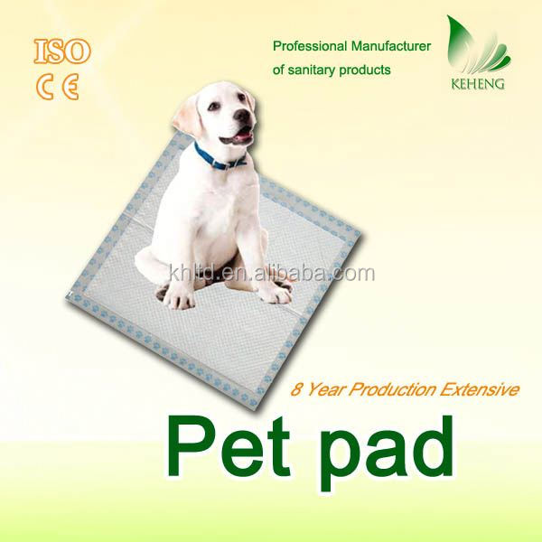 waterproof cloth washable puppy training pad