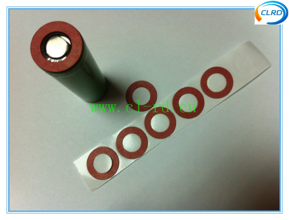 cardboard 18650 battery Insulators Electrical Insulating Adhesive Paper