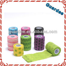 Cartoon Self Adhesive Bandages For Animals