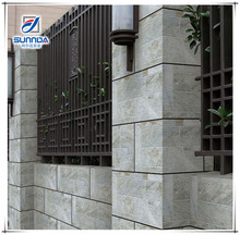 foshan newest design wall tiles at retail best price outside cladding rustic ceramic exterior wall clinker tiles