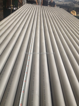 seamless stainless steel pipe ASTM A312/A268, 304/304L/316/316L