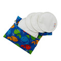 Popular Wholesale ALVABABY Bamboo Breast Pad