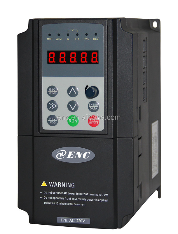 enc input and output three phase vector vfd/vsd soft starter for air compressor