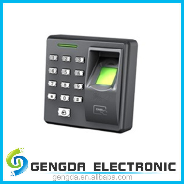 Network biometric attendance device for attendance access control system