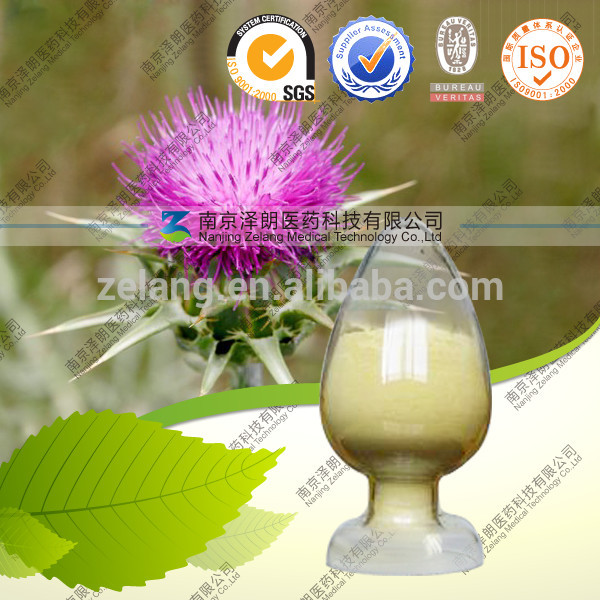 paracetamol raw material milk thistle p.e. as nervous medicine