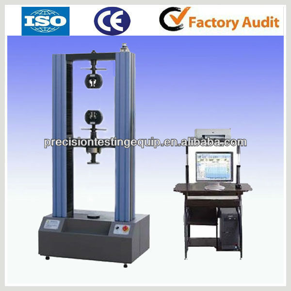 300KN WDW Computer Control Electronical Bending Tensile Compression Universal Testing Machine Tender